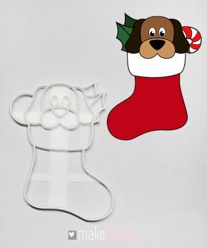 Носок с игрушками №2 - 12,5х9 см