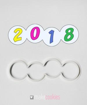 2018 №2 - 10, 12 и 14 см