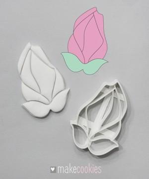 Цветок №8 - 7,5 см и 10 см